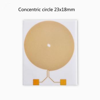 2pcs Interdigital Array Microelectrode Interdigital Electrode Ceramic Electrode Finger Electrode