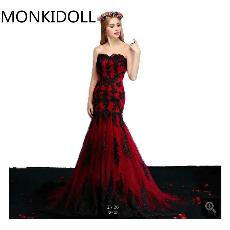 0d6093 Buy Black Gown Wedding And Get Free Shipping Mega