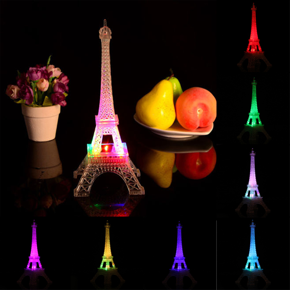 Led Bedroom Lights Decoration Online Buy Wholesale Led Eiffel Tower From China Led Eiffel Tower
