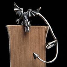 925 Silver Dragon Cuff Earring (1 piece)