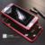 Para lenovo zuk z2 5.0 ''original zuk luphie de metal de alumínio bumper caso de quadros tampa de metal casos de telefone z2