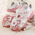 New 2016 First Walkers Suede  soft and shiny soled   baby shoes summer Sandals for girls for Summer#1765