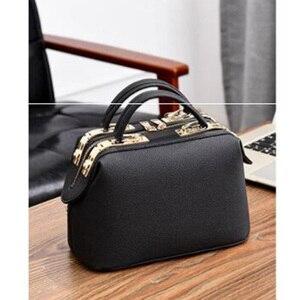 Image 3 - Frauen Handtaschen 2020 Neue Weibliche Koreanische Handtasche Crossbody Förmigen Süße Schulter tasche Blumen Kleine Taschen X474
