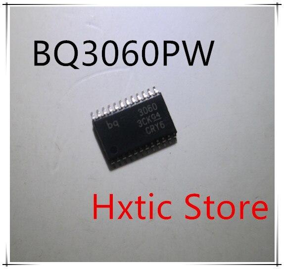 10pcs lot BQ3060PWRG4 BQ3060PWR BQ3060PW BQ3060 TSSOP 24 IC