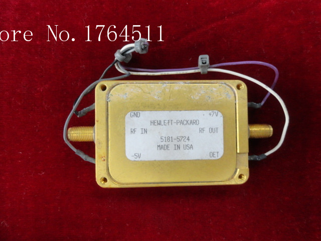 [BELLA] ORIGINAL 5181-5724 +7V -5V SMA Electronic Devices