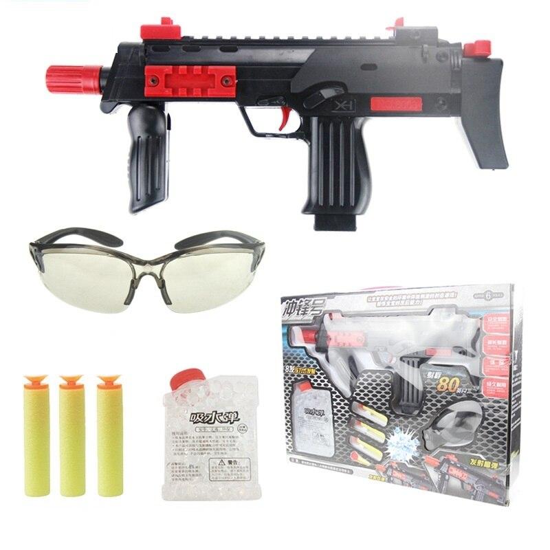 Пневматическое оружие игрушки