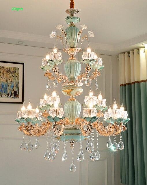 20 heads chandelier