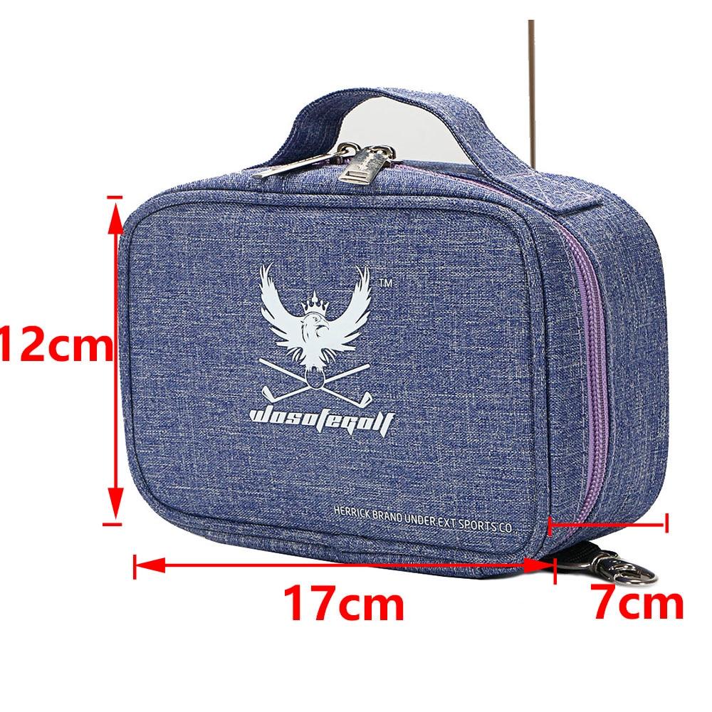 Купить с кэшбэком free shipping Outdoor Golf Accessories Tool Kit Golfer's Tool Carrying Bag  Golf bag
