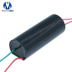 Модуль повышения мощности постоянного тока 3 в-6 в-400 кв 400000 в, высоковольтный генератор, импульсный ток, тест на дугу, плата расстояния