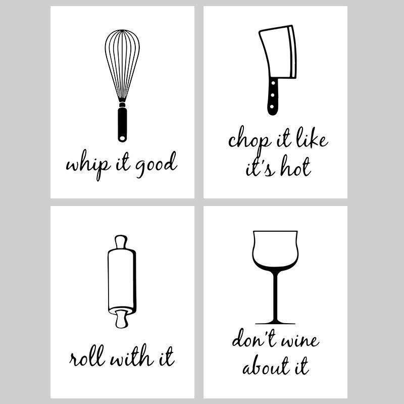 Beautiful Poster Per Cucina Photos - Skilifts.us - skilifts.us