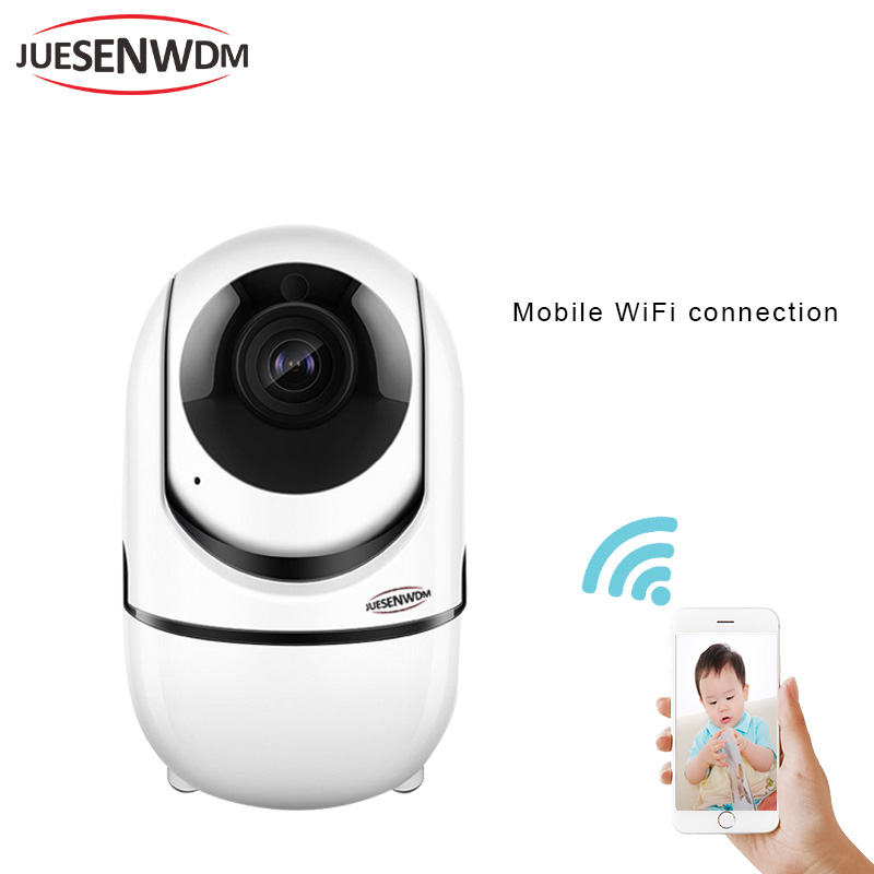 JS IP Camera 1080P WiFi Wireless CCTV Security Camera Two Way Audio Baby Monitor Night Vision Camera p2p ip mini camera wistino 1080p wireless baby monitor ip camera wifi ir night vision smart home mini cameras 960p security audio video recoder p2p