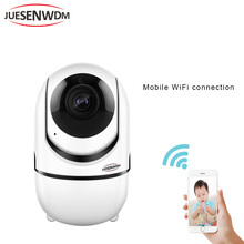 JS IP Camera 1080P WiFi Wireless CCTV Security Camera Two Way Audio Baby Monitor Night Vision