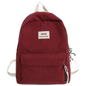 Image 2 - JOYPESSIE Fashion Waterproof Knapsack Casual Travel Bags Men Backpack Women Leisure School Girls Bagpack Back Pack Mochilas