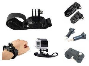 Image 4 - Accesorios monopié para manillar de bicicleta, correa de pecho para cabeza de bicicleta Sony X3000 X1000 AS300 AS200 AS100 AS50 AS30 AS20 AS15 AS10 AZ1
