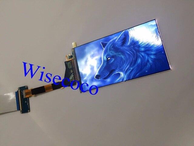 5pcs/lot 5.5 inch TFT <font><b>2K</b></font> IPS LCD panel 1440X2560 1440P MIPI LCD for handheld terminal smart <font><b>phone</b></font> DIY projector