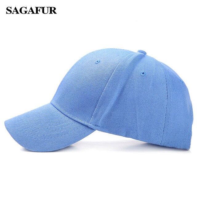 Plain Baseball Cap  1