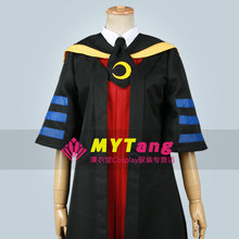 Assassination Classroom Korosensei Uniforms Cosplay Costume S-XL Free Shipping