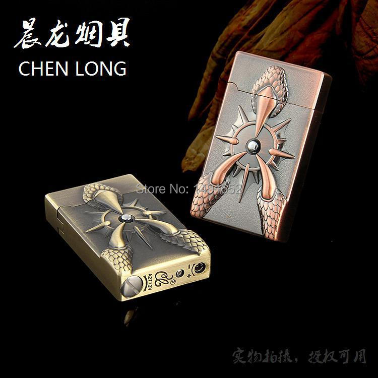 Novelty Gas electronic sense Metal Lighter Funny Claw Cigarette Lighter Valentine s Day Gift for Man