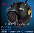 Promotion Sony CCD HD night vision car rear view camera front view side view rear monitor for 360 degree Rotation Universal fit