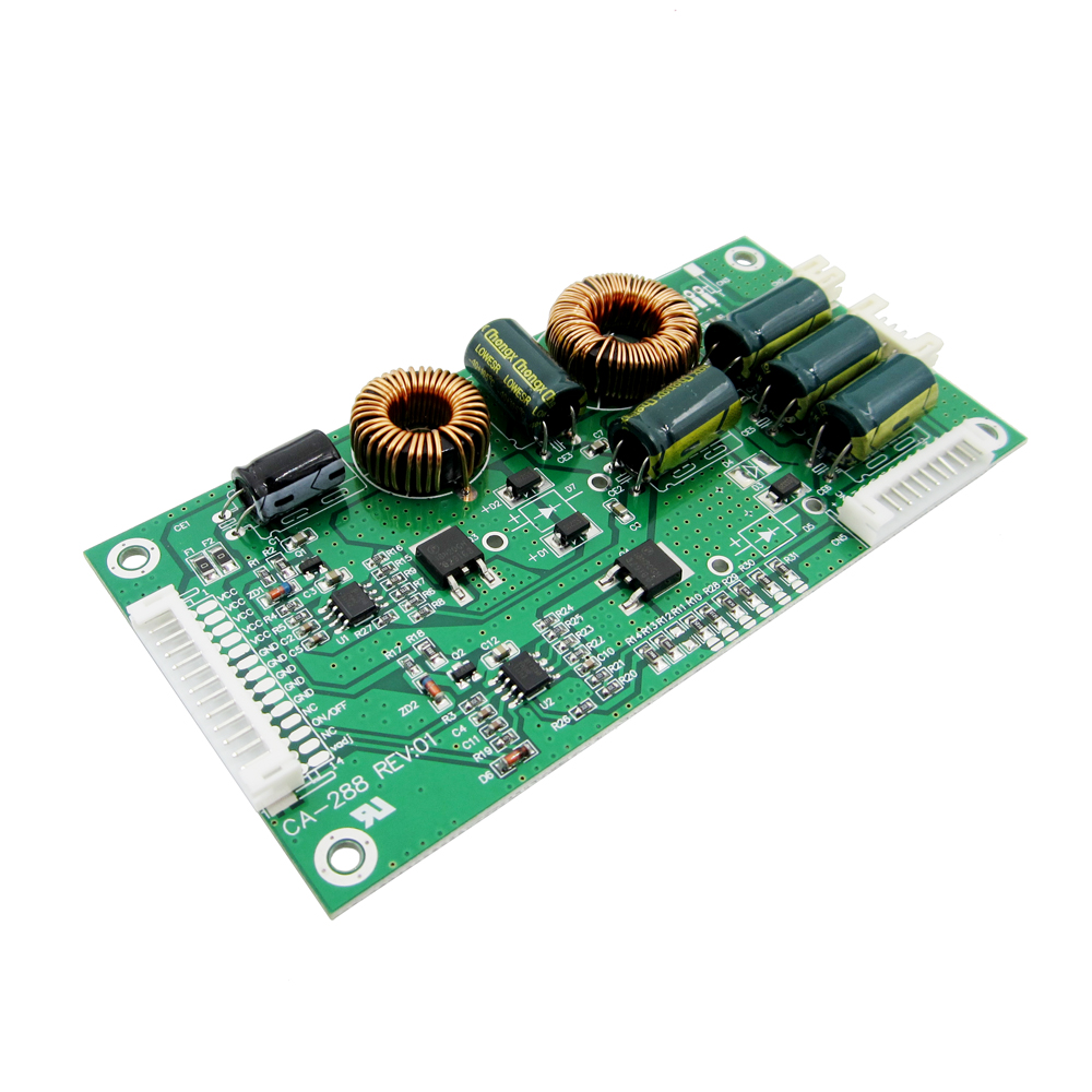 CA-288 Universal <font><b>26</b></font> to 55-inch LED LCD <font><b>TV</b></font> backlight driver board <font><b>TV</b></font> booster plate constant current board high voltage board image