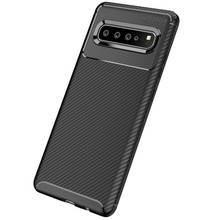 phone case For Samsung Galaxy S10 5G Anti-fall camera protection thin soft PC mobile protective shell