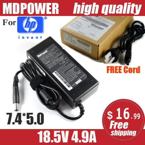 MDPOWER For HP 4330s 4331S 4341s 4411s Notebook laptop power supply power AC adapter charger cord