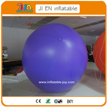 free air shipping to door,5pcs/lot+2mdia inflatable  roof hanging air balloon,advertise helium sky balloon for events