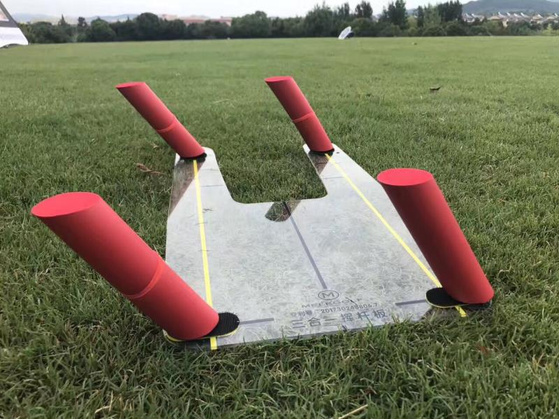 Golf clubs irons  and wedge swing exerciser, obstacle training equipment freeshipping simulation mini golf course display toy set with golf club ball flag