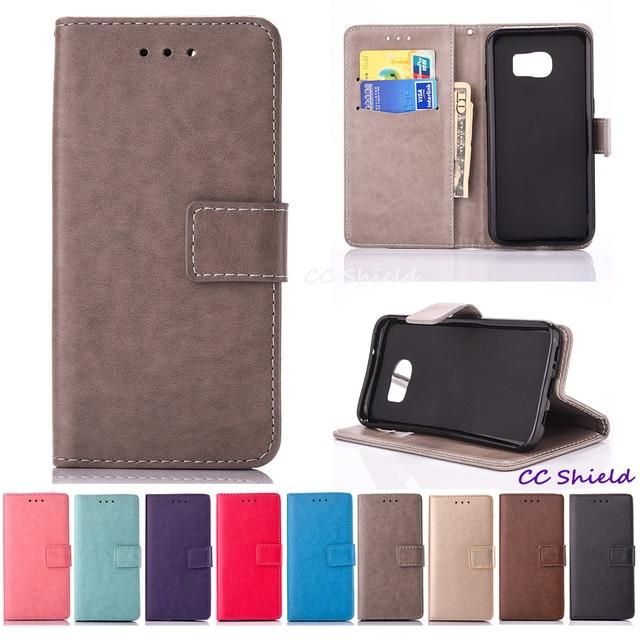 Flip Case for Samsung Galaxy s7 s 7 edge s7edge G935 G935F G935FD SM-G935 SM-G935F SM-G935FD SM-G935K Case Phone Leather Cover