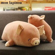 Kids Toys Plush-Pig-Toys Soft-Toy Christmas-Gift Birthday Stuffed Animal Pink Children