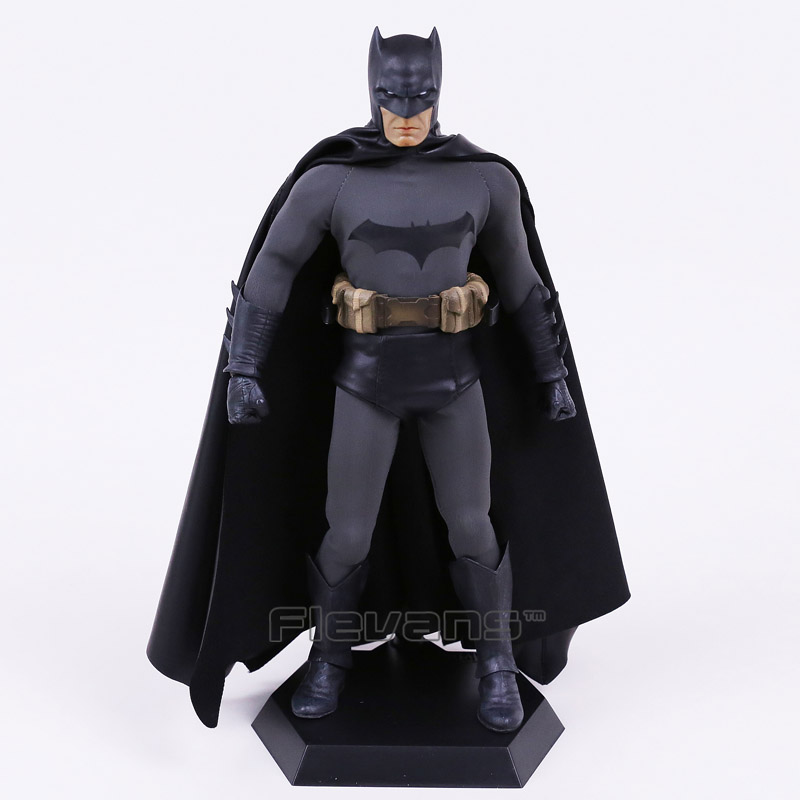 Crazy Toys Batman 1/6th Scale Collectible Action Figure Real Clothes 12 30cm 30cm crazy toys batman figure 1 6th scale collectible joint move action figures real clothes free shipping