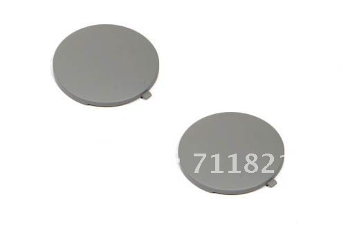Interior rear seat ashtray side caps grey color 1 pair For Volkswagen For VW Golf Jetta MK4