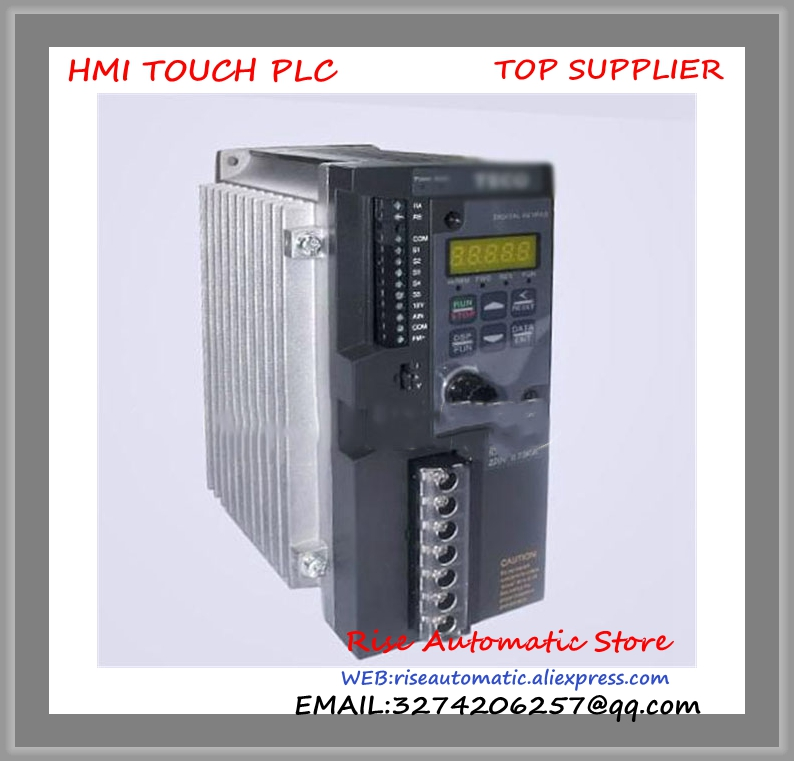 S310-201-H1BCD new 1 phase 220V 4.2A 0.75KW 1HP Inverter VFD frequency AC drive