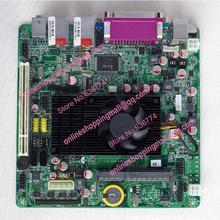 Industrial MINI-ITX 17*17 ATOM D525 Gigabit motherboards COM motherboard