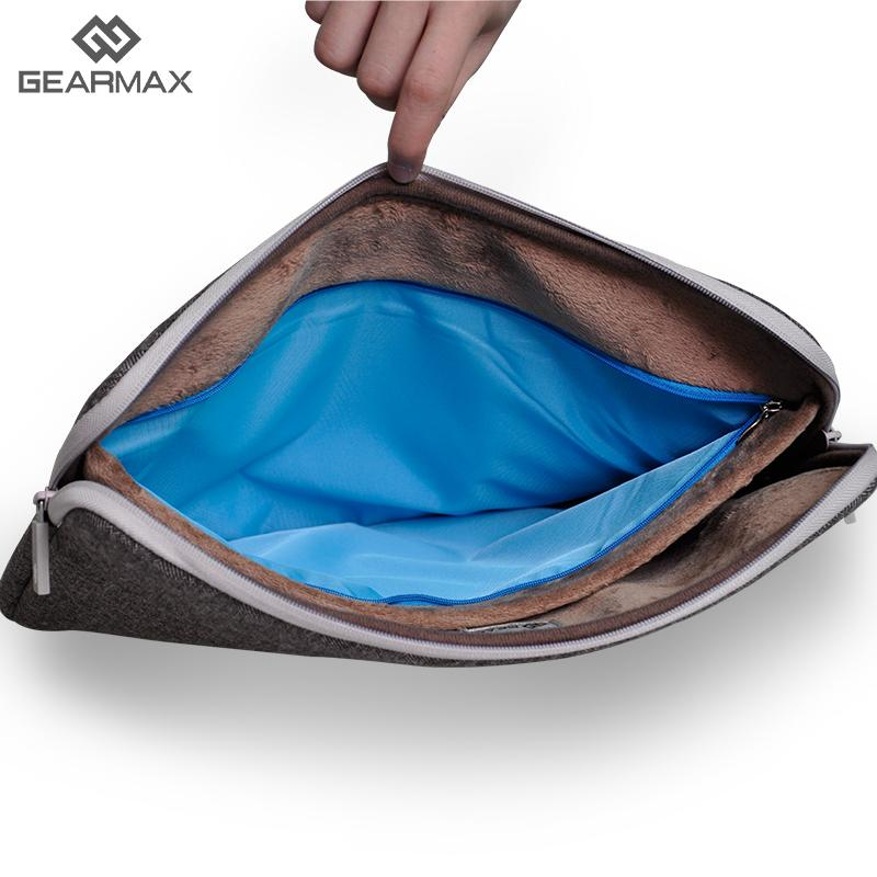 13 hüvelykes GEARMAX hordtáska táska Macbook Air 13 táskához - Laptop kiegészítők - Fénykép 5