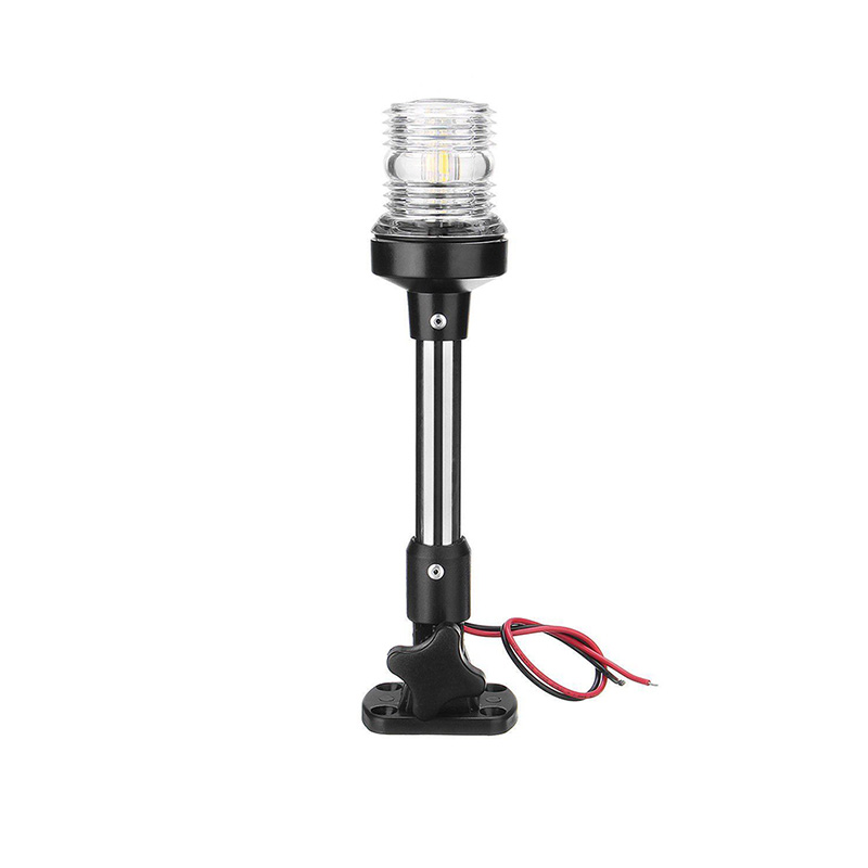 marine boot verlichting lamp pontoon bright beacon led navigation stern anchor pole light 360 illumination indicator light in indicator lights from lights