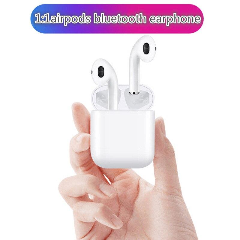1:1 pour airpods Smart touch écouteurs bluetooth pour iphone casque écouteurs sans fil vrai stéréo Binaural Avec boîte de charge