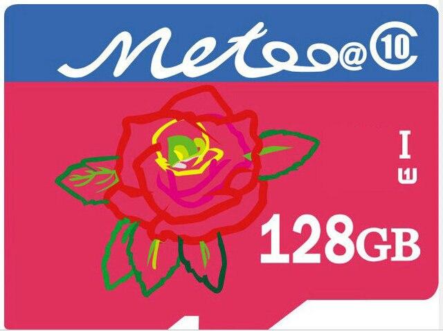 Metoo @ Ультра Микро Оригинальный TF SD Карточки 64 ГБ Class10 300x UHS-1Memory Карты для стола смартфон-бесплатная доставка