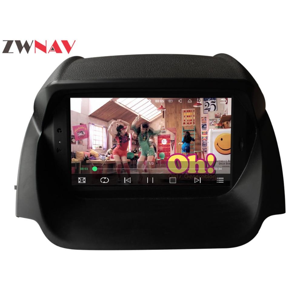 autoradio 4GB ram 32GB rom Android 8 0 car dvd player for Ford ECOSPORT 2013 2014