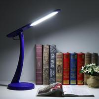 4 modes 6W USB Powered 30LED Dimmable Table Lamp Touch Sensor Control Desk Reading Light lamp White Light table lamp for study