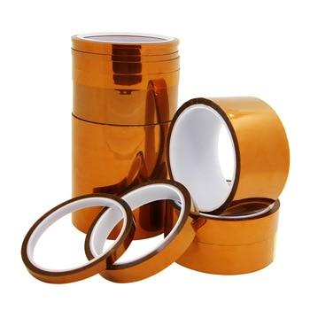 Cinta KAPTON resistente al calor de alta temperatura BGA, cinta de aislamiento térmico, cinta adhesiva aislante de poliimida, protección de Placa de impresión 3D 1