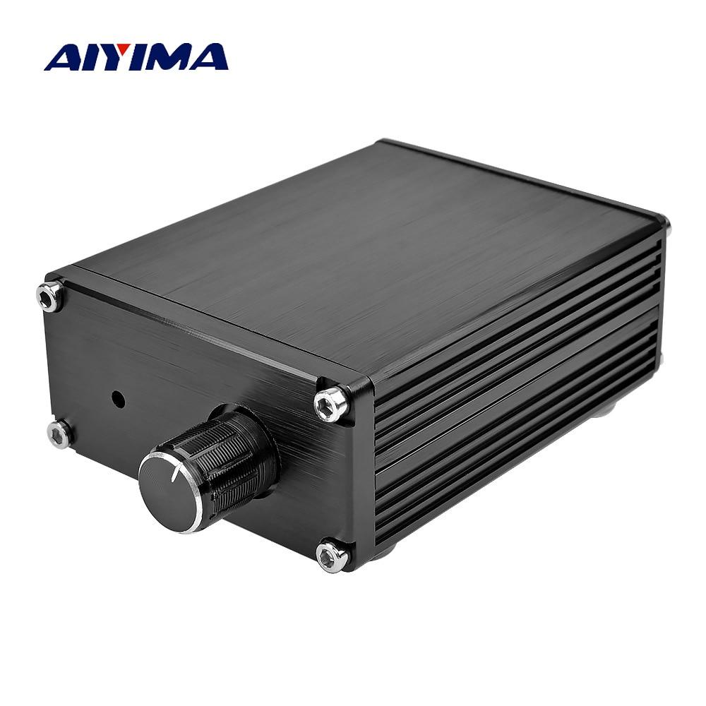 aiyima 100w tpa3116 subwoofer audio amplifier tpa3116d2 mono digital power amplifiers ne5532 op. Black Bedroom Furniture Sets. Home Design Ideas