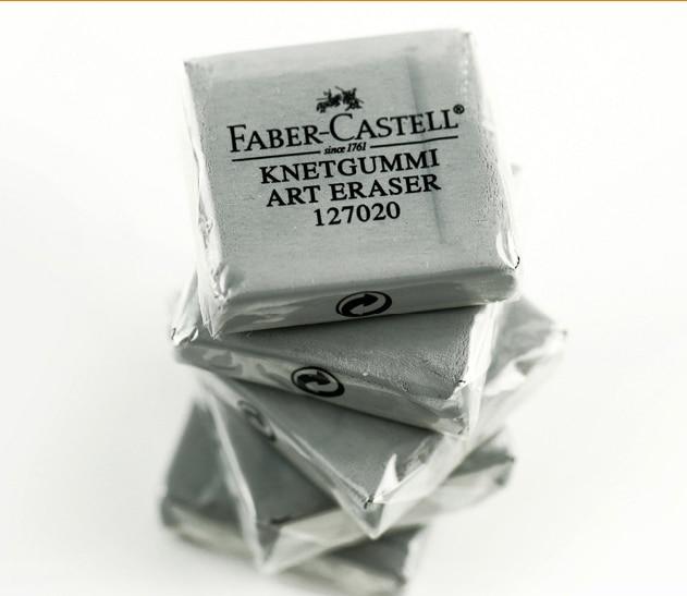 Faber Castell Plasticine Art Eraser 1