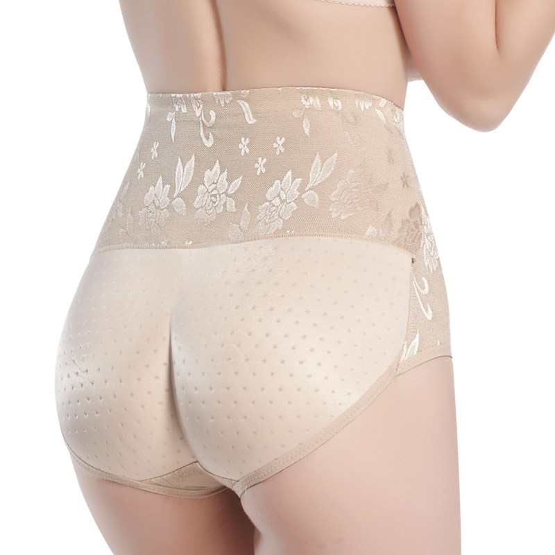 1d5de8bc3 Women seamless tummy Belly Control Waist Slimming Shapewear Shaper Panty  High waist corset panties Girdle Lace Underwear S1-in Control Panties from  ...