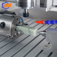 1.5kw spindle+ 2.2kw VFD CNC Router CNC6040, Ball screw CNC 6040 engraving