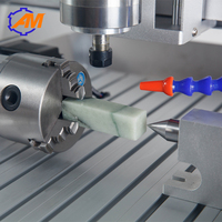 1.5kw spindle + 2.2kw VFD CNC Router CNC6040, Ball screw CNC 6040 engraving
