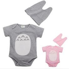 Studio Ghibli My Neighbor Totoro – 2016 Summer Baby 2 Pcs Suit Infant Clothing Sets