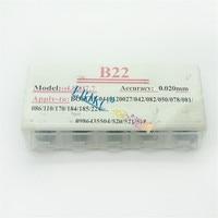 ERIKC B22 Common Rail Adjustment Shim Injector Lift Shim Set And Cri Injectors Washer Size 0