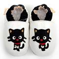 Cute Animal Baby Shoes for Girls Boys Leather Baby Moccasins Soft Sole Footwear Infant Shoes Kids Infant Shoes Slipper 0-4y