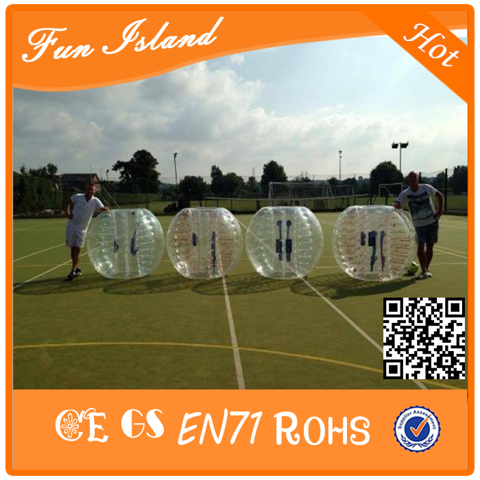цены Newest PVC/TPU Inflatable Loopy Ball, bubble football,Soccer ball